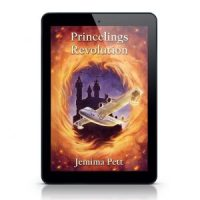 Launch of Princelings Revolution by Jemima Pett #Book #Launch Fantasy #YA #Childrens