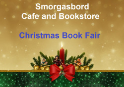 Smorgasbord Cafe and Bookstore – Christmas Book Fair – #Romance Linda Bradley, #Paranormal Mae Clair, #Western Sandra Cox, #Stories/Poetry M.J. Mallon, #Poetry Miriam Hurdle | Smorgasbord Blog Magazine