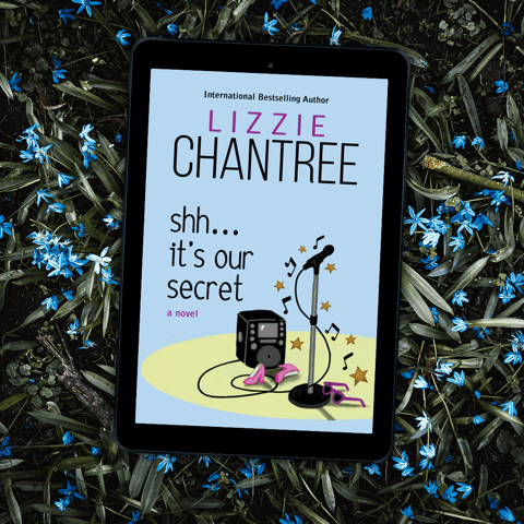 New Release Shh…It's Our Secret by Lizzie Chantree @Lizzie_Chantree @BHCPressBooks #romance #new #release