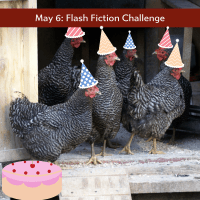 May 6: Flash Fiction Challenge @Charli_Mills #Flash #Fiction #Challenge