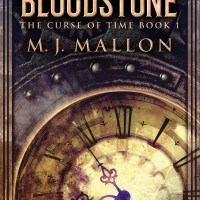 Bloodstone: The Curse of Time Book 1 - Release!!! #YA #Fantasy #New #Release @NextChapterPB