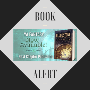 Book Alert: Bloodstone (Curse of Time #1) by M. J. Mallon – This Is My Truth Now @jamescudney4