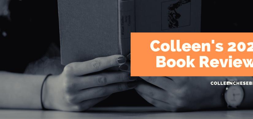 Colleen's Halloween Season Book Reviews @ColleenChesebro