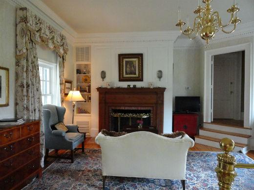 Traditional Interior Design For Your Atlanta Home Brass