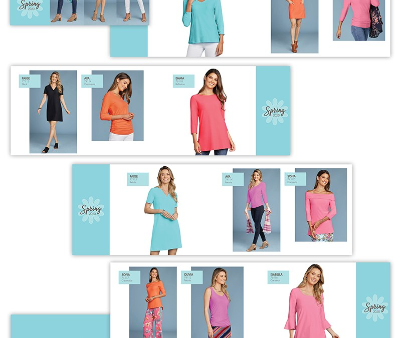 Introducing Fashion by JudyP! Spring 2020