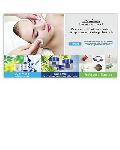 Website | Aesthetics International MJ OBrien Design