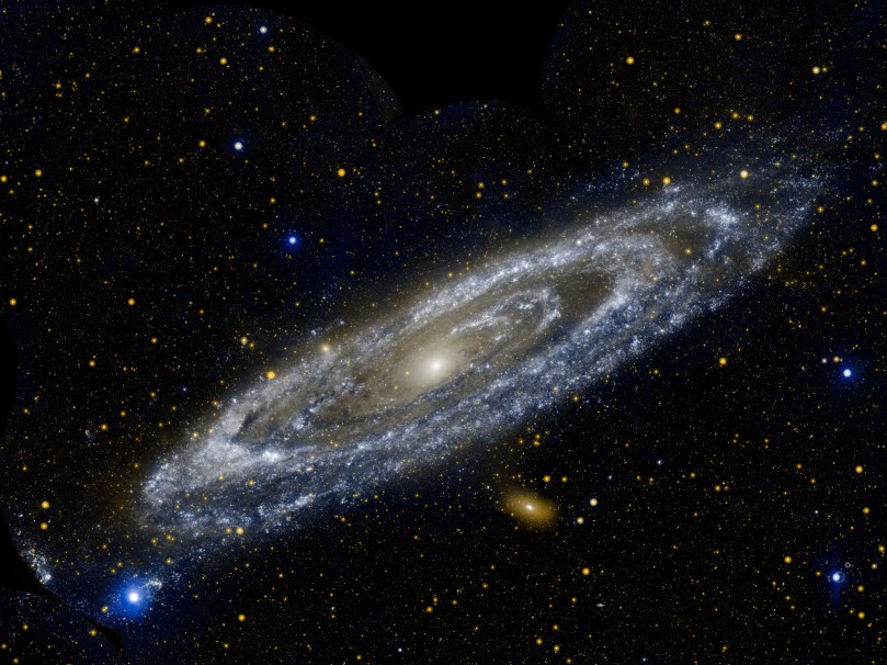 Wednesday Wonderment: The Andromeda Galaxy