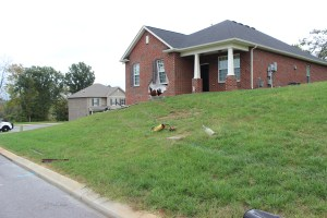 Home Struck by Fleeing Theft Suspects