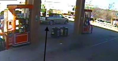 Case #14-31052, Suspect Vehicle, Murphy USA