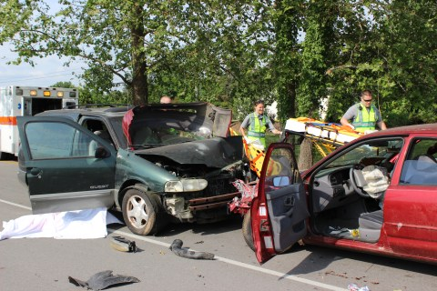 Photo of 2015 Mock Crash at MJHS