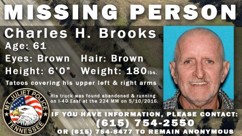 MissingPersonCharlesBrooks