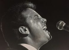 Billy Joel Music Legend Icon Painting by Marc potocsky mjpfaux.com