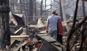 Valley Fire Insurance Claim