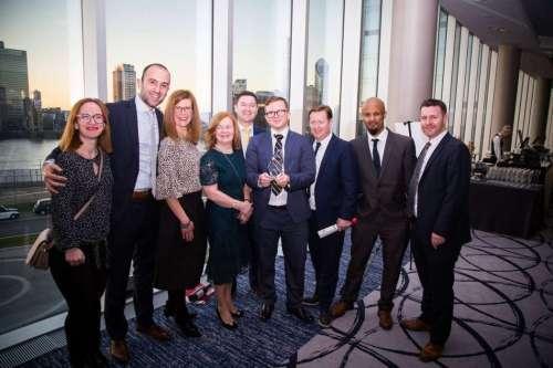 2019 Royal Greenwich awards Archie Jones winner