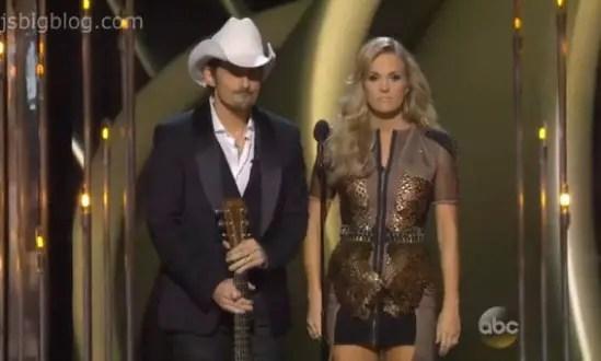 CMA Awards 2013 Carrie Underwood Taylor Swift Blake