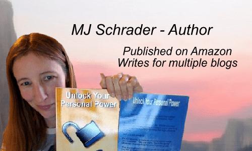 MJ Schrader - Author