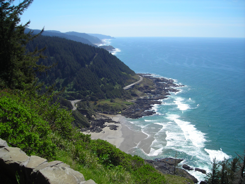 Road Trip Oregon Coast Yachats Mjsleeps