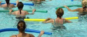 Water aerobics – Mor...