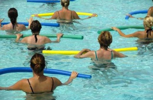 Water aerobics – More bang for your buck!