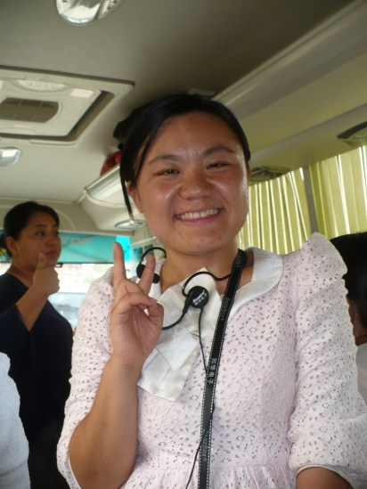 Trudy, the most amazing tour guide ever
