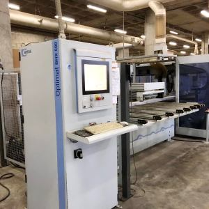 BHX 500 CNC Machine by WEEKE (HOMAG Group)