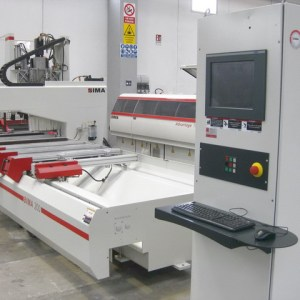 Bima 200 CNC Machine by IMA