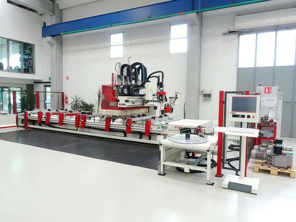 Bima 400V (145 / 610) CNC Machine, Router by IMA