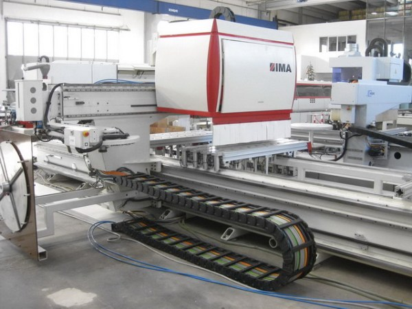 Bima 410 V 160/500 CNC Machine, Router by IMA