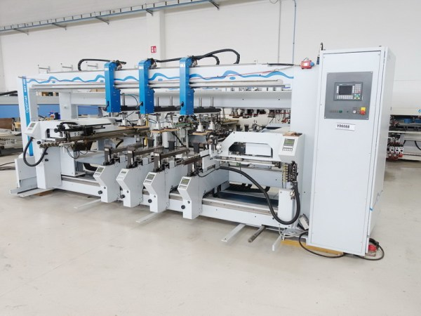 BST 500 / 25 / D Boring Machine by WEEKE (HOMAG Group)
