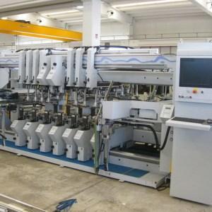 BST 501 + BST 507 Boring Machine by WEEKE (HOMAG Group)