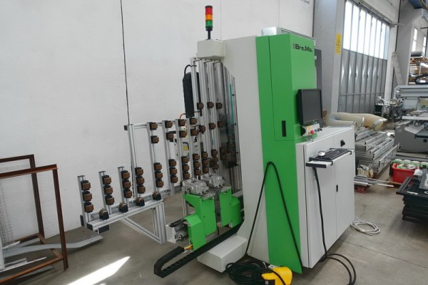 EKO 902 CNC Machine by BREMA (BIESSE Group)