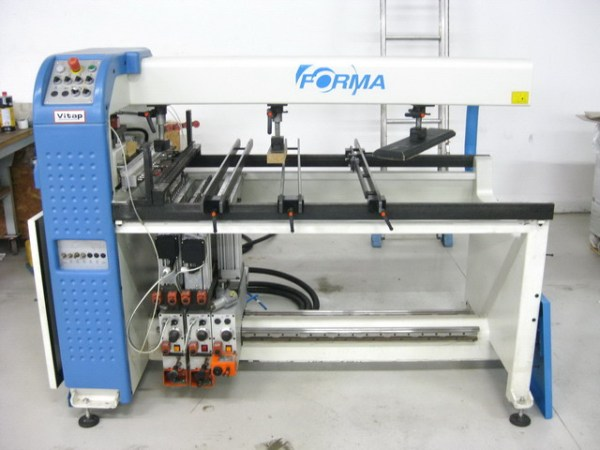 Forma 120 LCD Boring Machine by VITAP