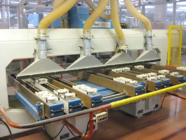 Format 90 CNC Machine by ALBERTI