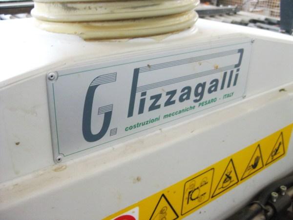 GP 11 BRUSHING MACHINE by PIZZIGALLI