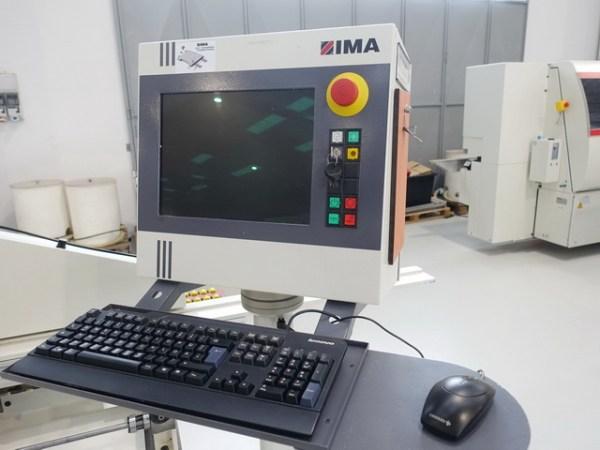 Novimat I / G80/340/L20 Edgebander by IMA