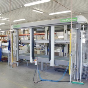 Performer XP Clamp by COMIL (BIESSE Group)
