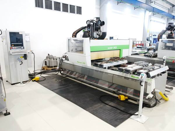 Rover A 3.30 CNC Machine by BIESSE