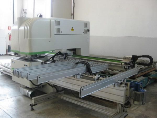 Skipper 100 CNC Machine by BIESSE