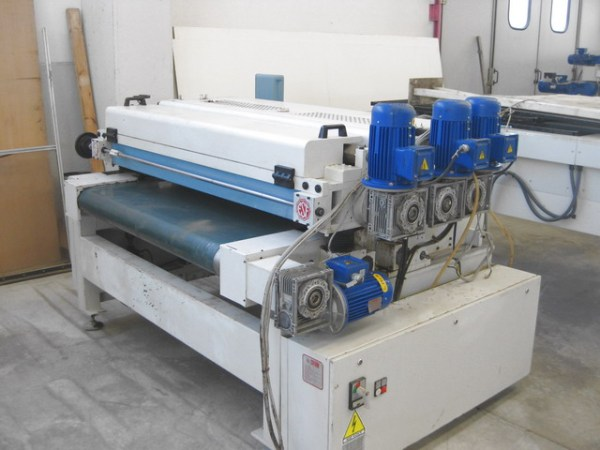 T/20-SP-1 Roller Coater, Miscellaneous by SORBINI