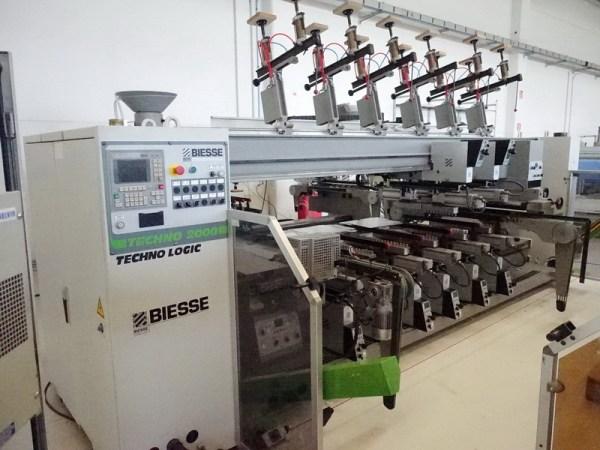 Techno FDT Boring Machine by BIESSE