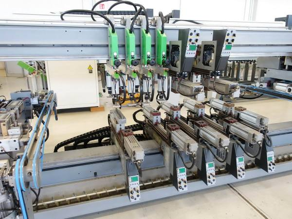 Techno FDT Boring Machine by BIESSE