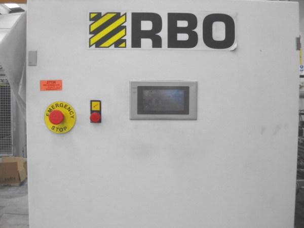 Tornado S 1300 Loader by RBO (BIESSE Group)