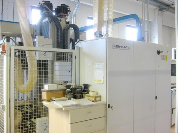 Vektor PI 25-13 Boring Machine by BREMA (BIESSE Group) + ESSE 2
