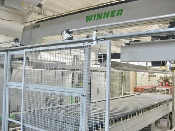 Winner C 3200 Loader by RBO (BIESSE Group)