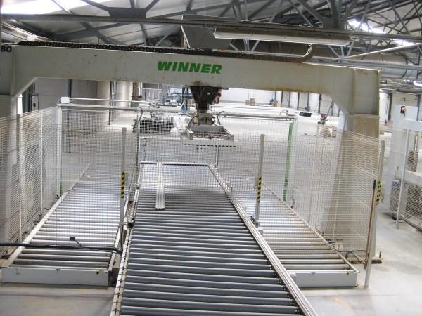 Winner C + Winner SC Loader by RBO (BIESSE Group)