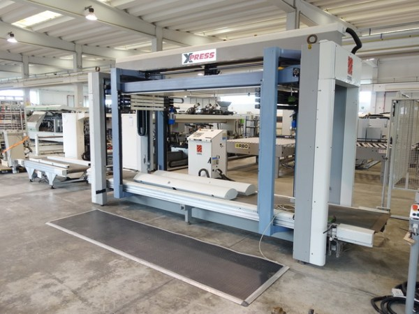 X-PRESS Clamp by COMIL (BIESSE Group)
