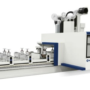 SCM accord 40 fx CNC Machine