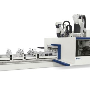 SCM accord 42 fx CNC Machine