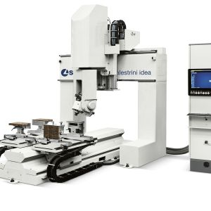 SCM balestrini idea CNC Machine