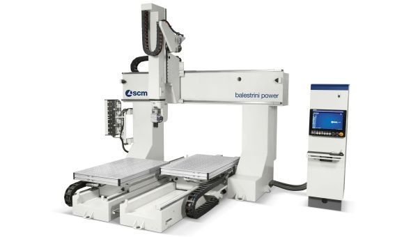 SCM balestrini power CNC Machine